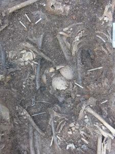 2007년 대전 골령골 유해발굴|노용석 제공