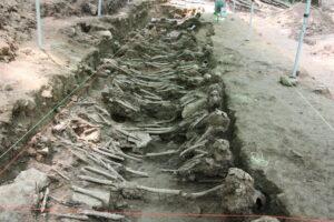 2009년 공주형무소 유해발굴|노용석 제공