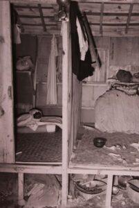 철거를 앞둔 부산미군사령부 지역 '위안소'의 모습(4)|1952.5.17. NARA 소장, 전갑생 제공