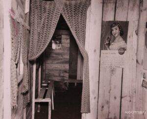 철거를 앞둔 부산미군사령부 지역 '위안소'의 모습(6)|1952.5.17. NARA 소장, 전갑생 제공