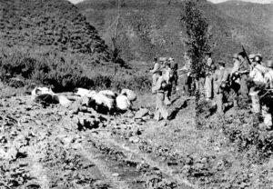 「한국에서의 정치범 처형」에 첨부된 18장의 대전 학살 사진 (2)| NARA 소장, 이도영 발굴, 임재근 제공