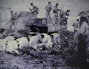 「한국에서의 정치범 처형」에 첨부된 18장의 대전 학살 사진 (1)| NARA 소장, 이도영 발굴, 임재근 제공