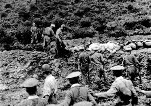 「한국에서의 정치범 처형」에 첨부된 18장의 대전 학살 사진 (5)| NARA 소장, 이도영 발굴, 임재근 제공