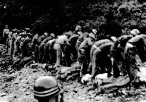「한국에서의 정치범 처형」에 첨부된 18장의 대전 학살 사진 (7)| NARA 소장, 이도영 발굴, 임재근 제공