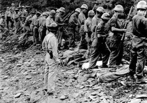 「한국에서의 정치범 처형」에 첨부된 18장의 대전 학살 사진 (6)| NARA 소장, 이도영 발굴, 임재근 제공