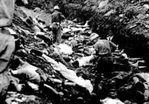 「한국에서의 정치범 처형」에 첨부된 18장의 대전 학살 사진 (10)| NARA 소장, 이도영 발굴, 임재근 제공