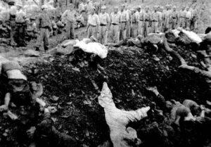 「한국에서의 정치범 처형」에 첨부된 18장의 대전 학살 사진 (11)| NARA 소장, 이도영 발굴, 임재근 제공