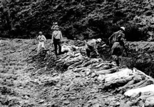 「한국에서의 정치범 처형」에 첨부된 18장의 대전 학살 사진 (9)| NARA 소장, 이도영 발굴, 임재근 제
