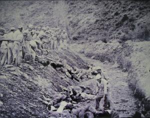 「한국에서의 정치범 처형」에 첨부된 18장의 대전 학살 사진 (13)| NARA 소장, 이도영 발굴, 임재근 제공