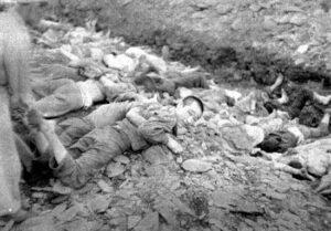 「한국에서의 정치범 처형」에 첨부된 18장의 대전 학살 사진 (12)| NARA 소장, 이도영 발굴, 임재근 제공