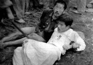 「한국에서의 정치범 처형」에 첨부된 18장의 대전 학살 사진 (16)| NARA 소장, 이도영 발굴, 임재근 제공